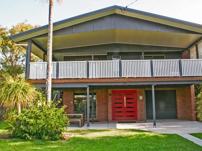 Red Door Beach House  - Marcoola Beach - PET FRIENDLY, FOXTEL, WIFI, 500 BOND