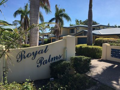 Royal Palms, Beach Road Cannonvale
