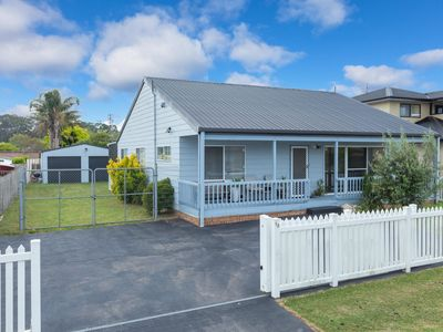 Bellbowrie Coastal Cottage