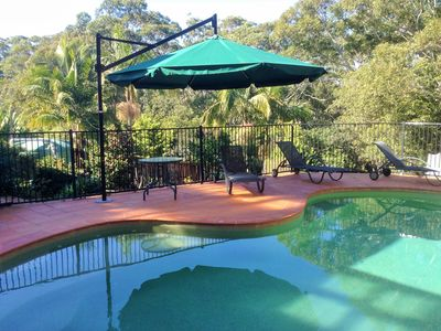 Pool for exclusive use of guests.