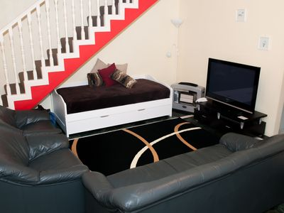 Lounge, Single Bed & Trundle
