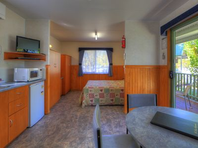 Standard studio cabin - internal