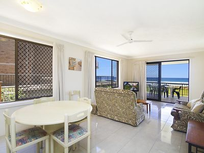 Bilinga Beach 4 - Absolute Beachfront