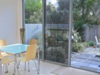 DINING AREA WITH NORTHERLY ASPECT