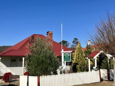 Historic Tenterfield Cottage from ca. 1895