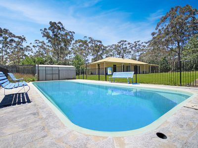 100 Acre Holiday @ 231 Pine Forest Rd, Tomerong