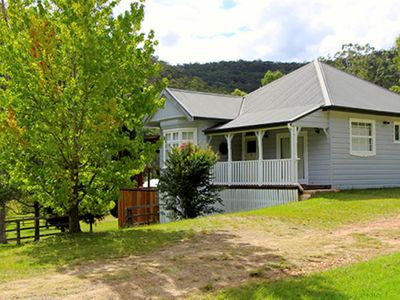 Pepper Tree Cottage, Wollombi, Hunter Valley