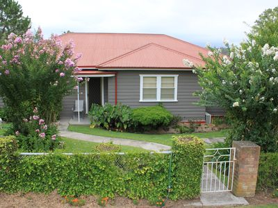 Welcome to Mansfield Cottage Barrington - Barrington Tops Holiday Accommodation