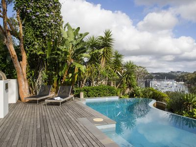 You'll love the incredible ocean views from infinity pool